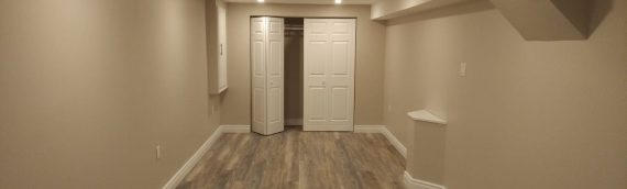 Basement Reno-Old Orchard